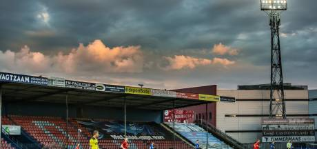 FC Den Bosch had niets te vertellen bij sluiten tribune