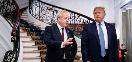Johnson belt Trump: 'Hef invoertarief whisky op'