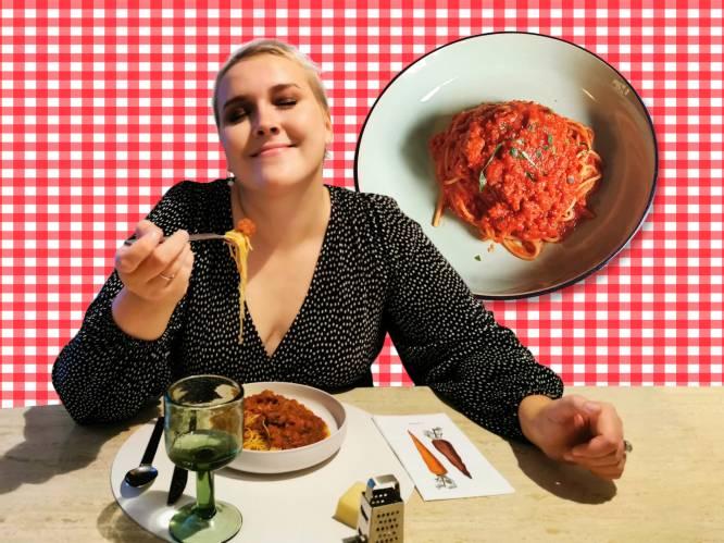 """Serveert La Cantina Italiana echt de beste bolognese van Limburg? Onze reviewer: """"De balans van de smaken zit meteen goed"""""""