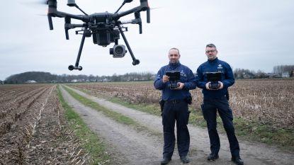 """""""Geen concurrent maar perfecte aanvulling voor politiehelikopter"""": politie van Klein-Brabant neemt drone in gebruik"""