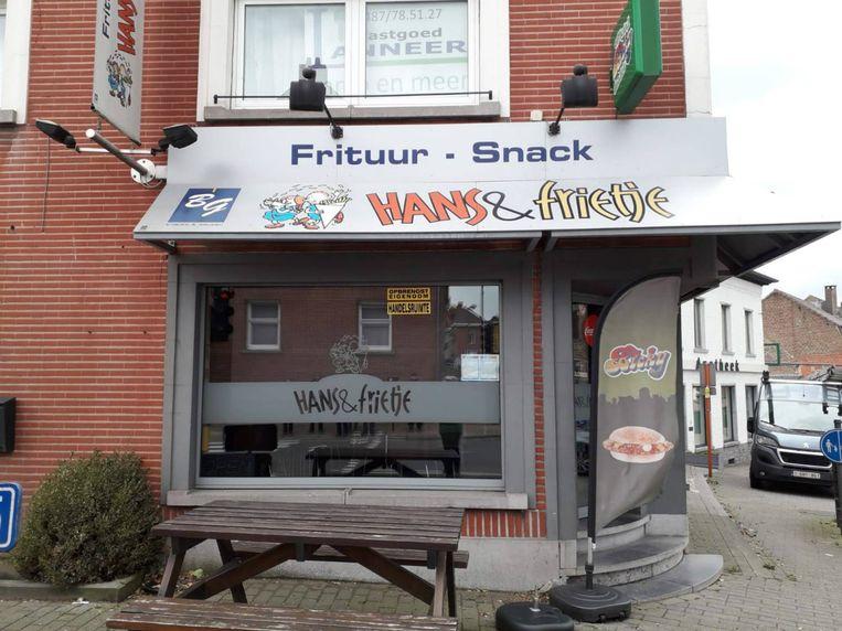 De frituur in Herne kent z'n einde vroeger dan verwacht door de coronamaatregelen.