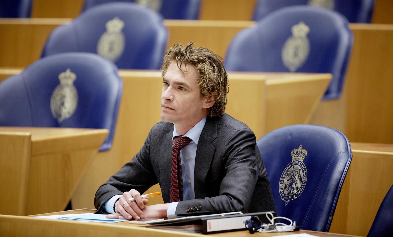 VVD-Kamerlid Bas van 't Wout.