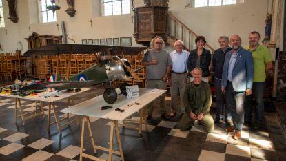 Gijzenzele herdenkt WOI met expo in Sint-Bavokerk