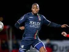 Scherpte is terug bij NEC' clubtopscorer Janga, kennismaking met Hiddink laat op zich wachten