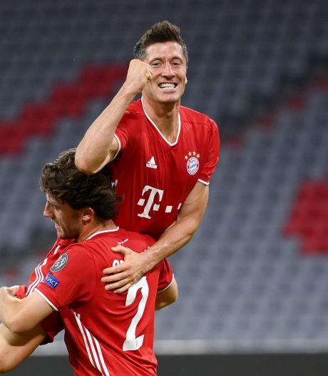 Na lange weg lijkt nu de hoofdprijs te gloren voor Lewandowski