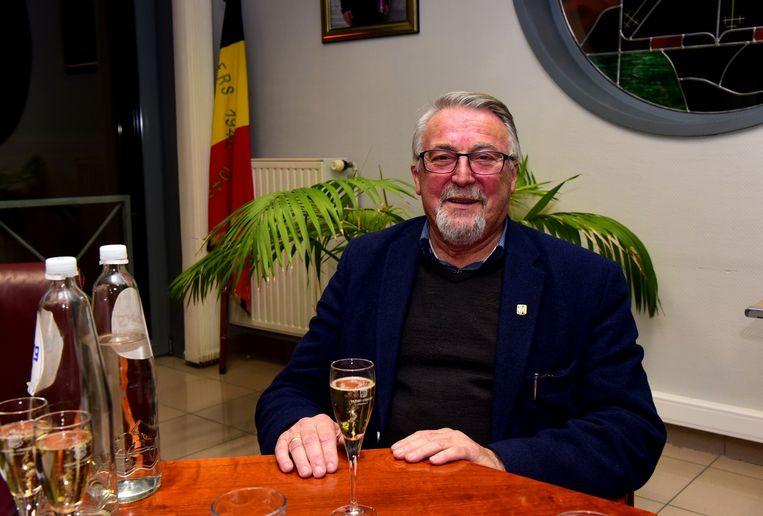 Schepen Armand Biesemans gaat met pensioen.
