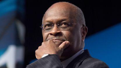 Herman Cain dan toch geen kandidaat voor zitje in bestuur van Fed