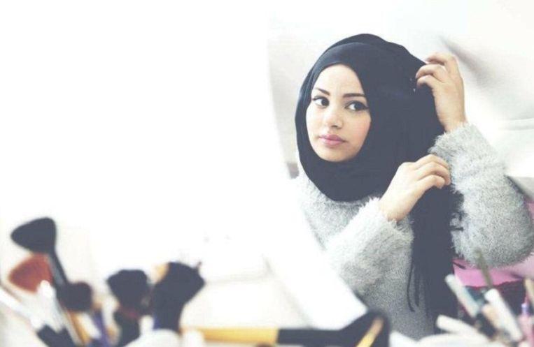 null Beeld Ruba blogt op www.hijab-hills.com