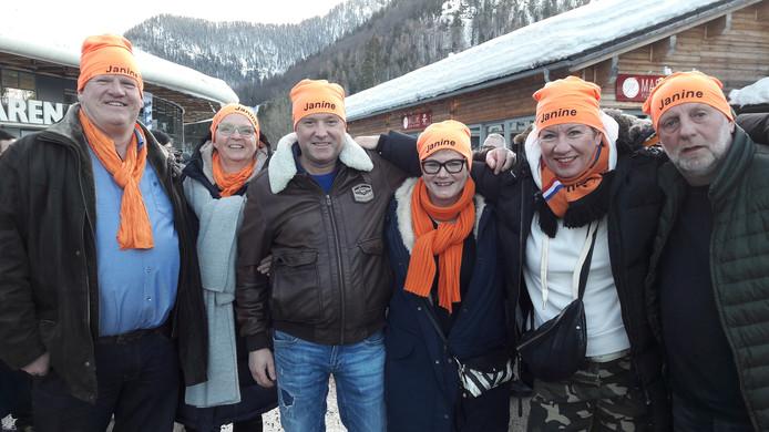 En supporters uit Deventer!