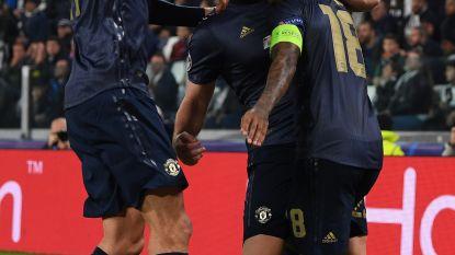 In slot van 1-0 naar 1-2 dankzij Fellaini
