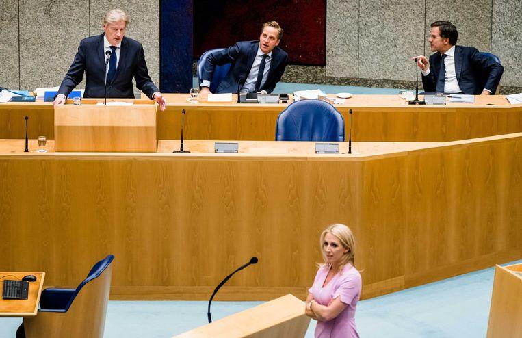 Marijnissen: Kamerleden verdienen al meer dan genoeg. Beeld ANP
