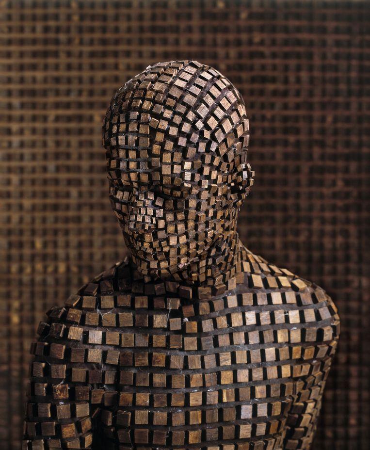 Levi van Veluw: Origin of the Beginning 1.3, 2011 (foto). Beeld Levi van Veluw