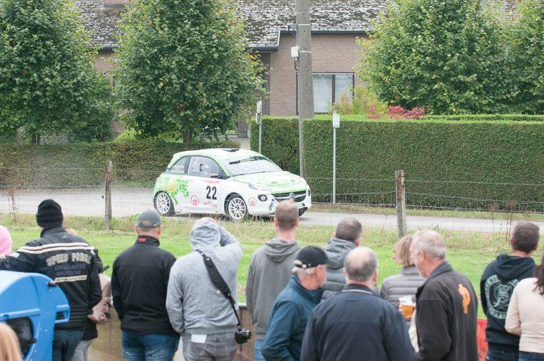 De rallysprint lokt elk jaar meer toeschouwers en wil over twee jaar uitgroeien tot een proef voor het Belgisch kampioenschap.