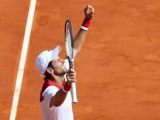 Djokovic wint ook tweede partij in Monte Carlo