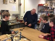Kinderen uit Oisterwijk, Udenhout en Berkel-Enschot gaan op Durendael een Drone Battle leveren