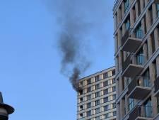 Kaarsen waarschijnlijk oorzaak van brand in Jheronimustoren, blussen ging 'volgens het boekje'.