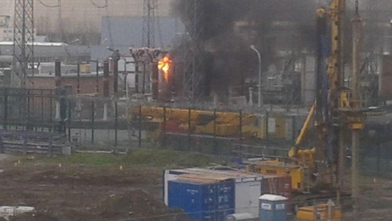 De gevolgen van de brand aan de transformator in Tihange 3 zijn al bij al beperkt gebleven.