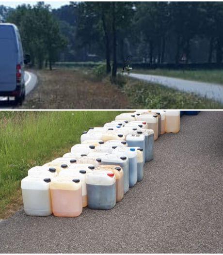 Limburger (26) met bus vol drugsafval opgepakt na achtervolging vanaf Eindhoven