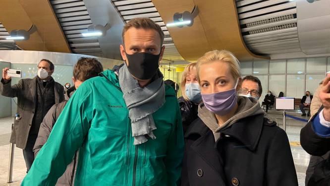 """Veiligheidsadviseur Joe Biden: """"Navalny moet onmiddellijk vrijgelaten worden"""""""