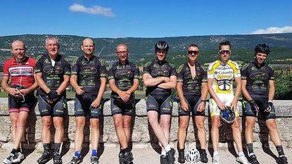 Wielerclub beklimt Mont Ventoux drie keer