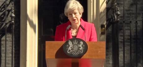 Britse premier Theresa May stapt 7 juni op