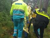 Gewonde man tijdelijk vermist na verkeersongeval Strijbeek, teruggevonden op Belgische grens