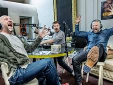 Ruben, Tijl en Ruben delen gekste verhalen in nieuwe podcast: 'We zijn net een getrouwd stel'