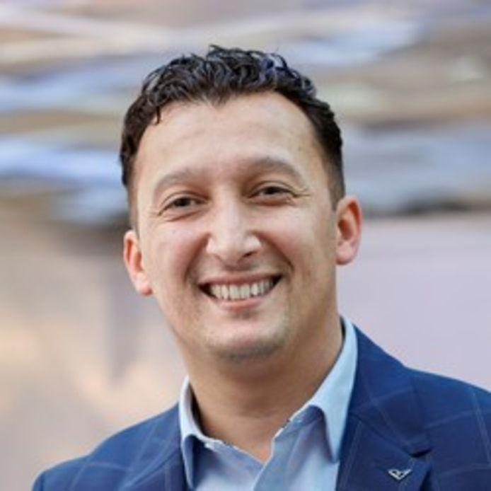 Hafid Bouteibi, PvdA-fractievoorzitter Eindhoven (2019)