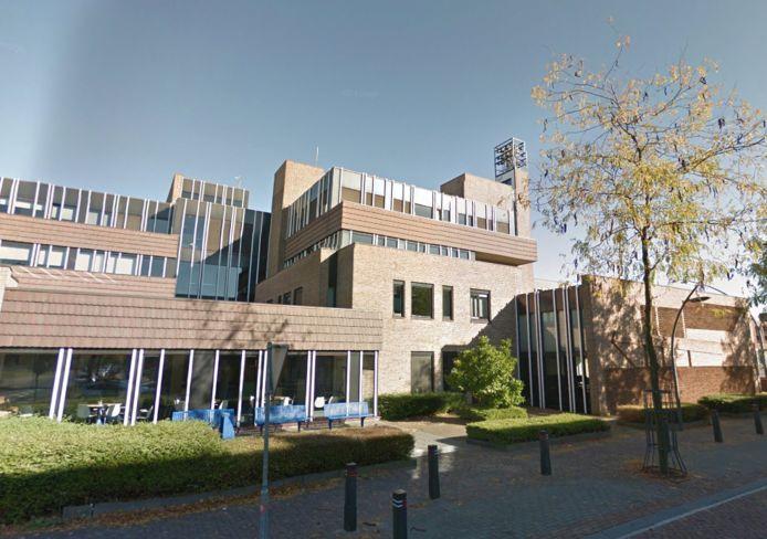 Het gemeentehuis van Dronten.