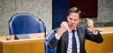 'Bad guy' Rutte zoekt 'een weg' naar een deal in Europa