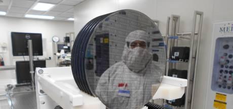NXP in Eindhoven schudt coronacrisis van zich af; omzet stijgt met kwart