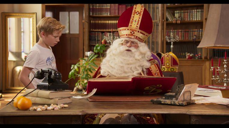 Sinterklaasfilm 'De Pietenschool' met Jos Geussens