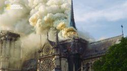 De brand van de Notre-Dame: hoe één man de grootste blusoperatie ooit in gang zette