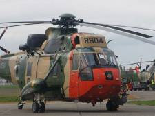 Deutsche Sea King helikopter weer naar Rescue Vlissingen