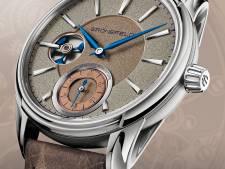 Oldenzaalse broers Grönefeld schenken horloge aan veiling voor goed doel: 63 mille