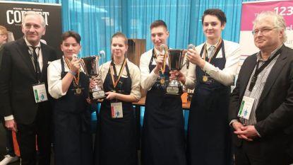 Leerlinge COLOMAplus wint culinaire wedstrijd