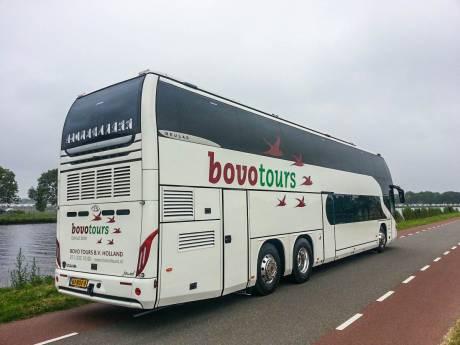 Bovo Tours uit Roelofarendsveen failliet