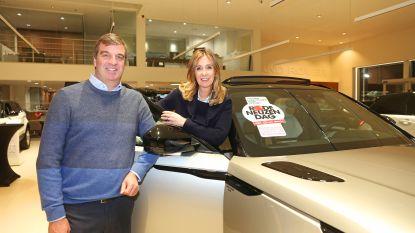 Garage schenkt 10.200 euro aan Rode Neuzen Dag