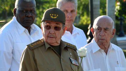 Cuba houdt vandaag verkiezingen: begin van het einde van het Castro-tijdperk