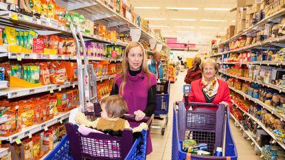Merkproducten in ons land alsmaar duurder dan in de buurlanden