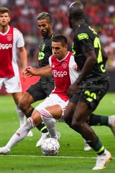 Standard won nog nooit in Nederland