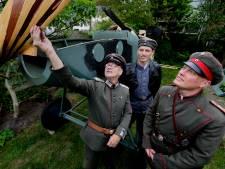 Oud-Beijerlander René Peters maakt Duits toestel uit WO I nauwkeurig na