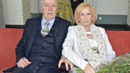 Leopold en Jacqueline delen al 60 jaar lief en leed