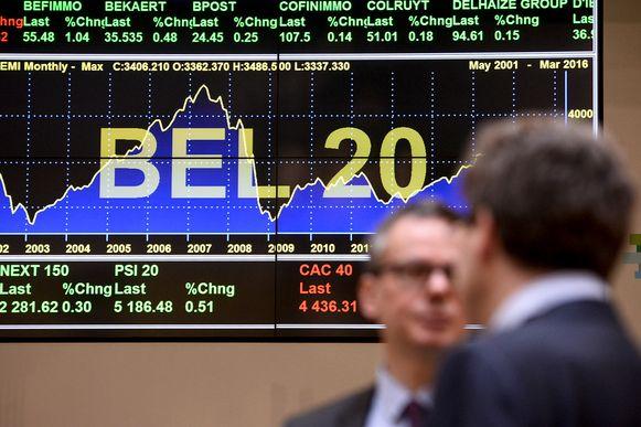 Illustratiebeeld van de Bel20.