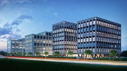 In één keer 15.000 vierkante meter kantoren erbij op The Loop