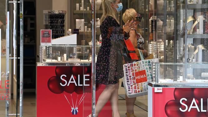"""Mode Unie: """"Versoepeling individueel shoppen komt soldenverkoop onmiddellijk ten goede"""""""