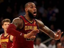 LeBron James knakt Clippers in verlenging