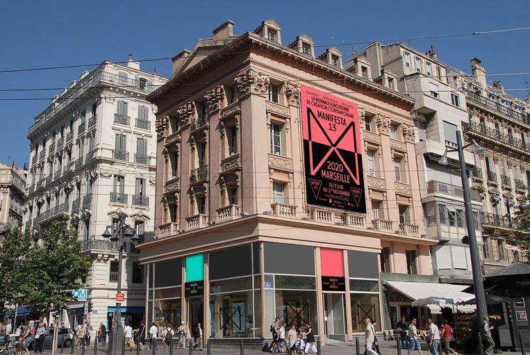 Manifesta in Marseille kan in augustus toch van start gaan. Beeld Manifesta