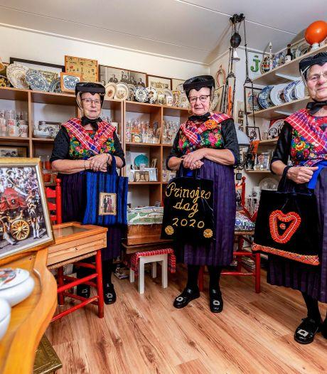 Voor het eerst in 24 jaar slaan Staphorster vrouwen Prinsjesdag over: 'Zonder pracht en praal is het niks aan'