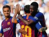 FC Barcelona torenhoge favoriet bij wedkantoren